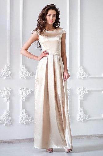 Белые платья в пол цена